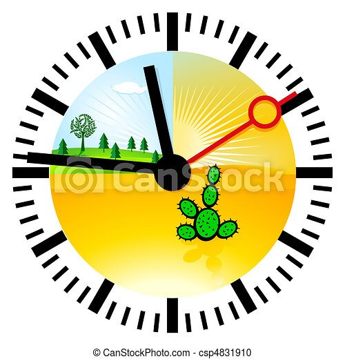 climate change time vector clipart search illustration drawings rh canstockphoto com time change clock clipart time change clip art spring forward