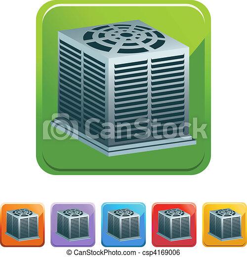 climatiseur, air - csp4169006