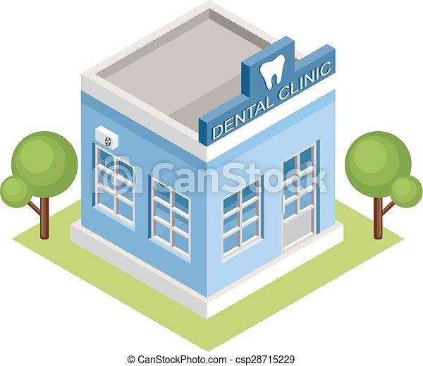Clínica dental. - csp28715229