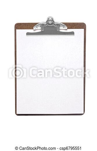 Clip board - csp6795551