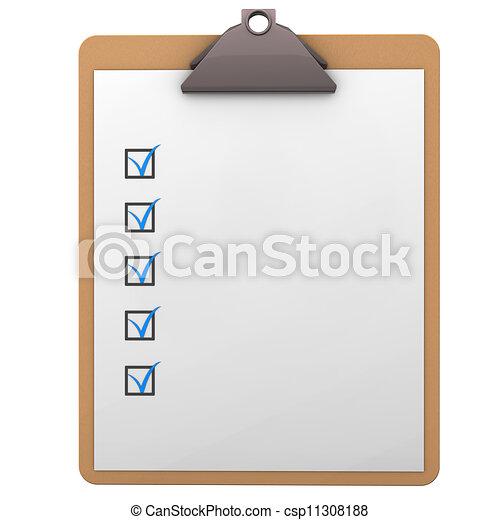 Clipboard - csp11308188