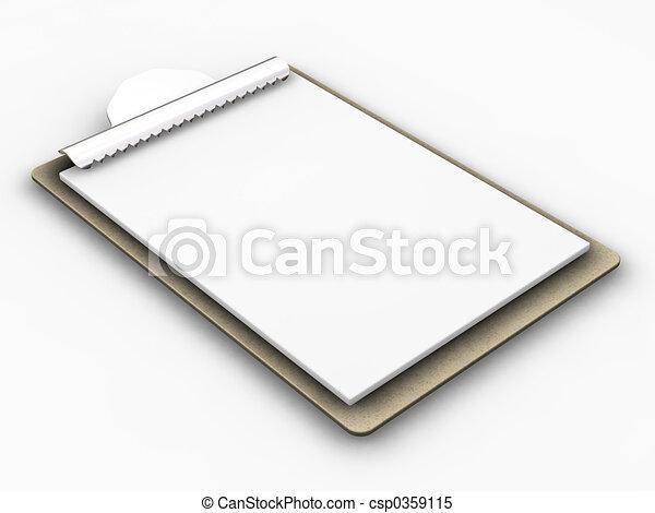 Clipboard - csp0359115