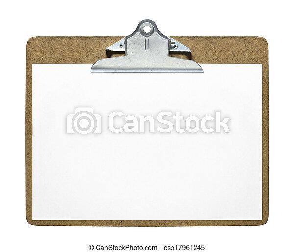Clipboard - csp17961245