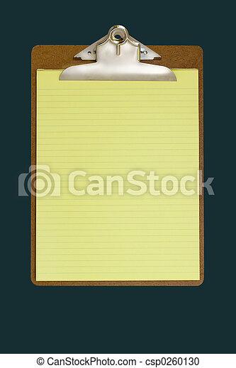 Clipboard - csp0260130
