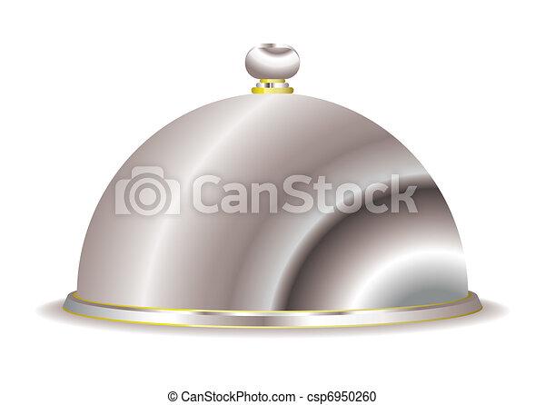 Sirviendo cloche - csp6950260