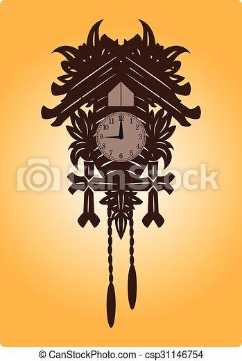clock. - csp31146754