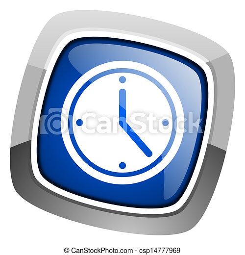 clock icon - csp14777969
