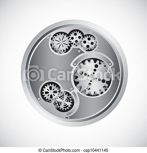 Clock inside - csp10441145