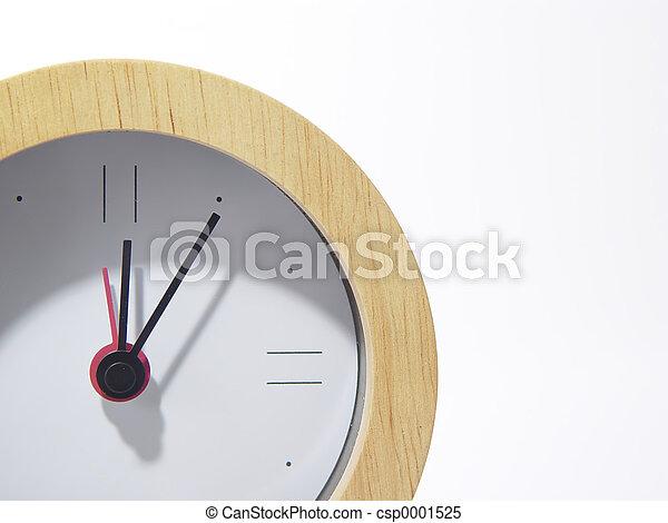 Clock - csp0001525