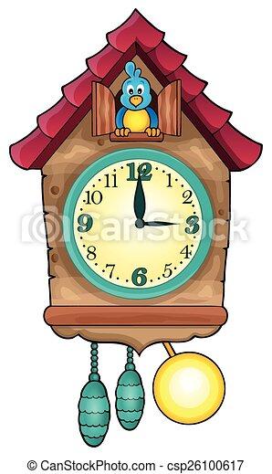 Clock theme image 1 - csp26100617