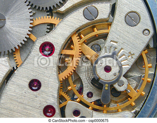 Clockwork - csp0000675