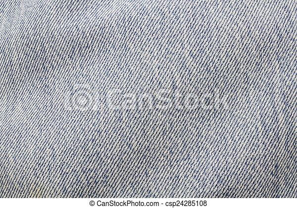 close up blue jeans - csp24285108