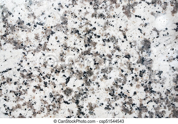close up marble black and white texture - csp51544543