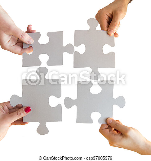 business teamwork cooperation compatibility and connection