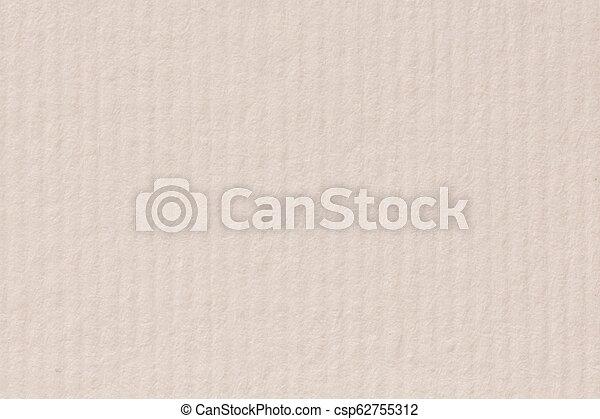 Close up of light beige paper texture. - csp62755312