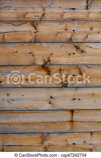 Close up of wooden planks. Texture - csp47242704