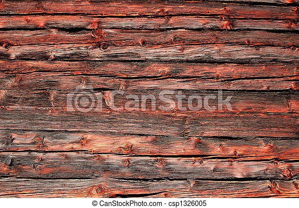 Close-up of wooden surface - csp1326005