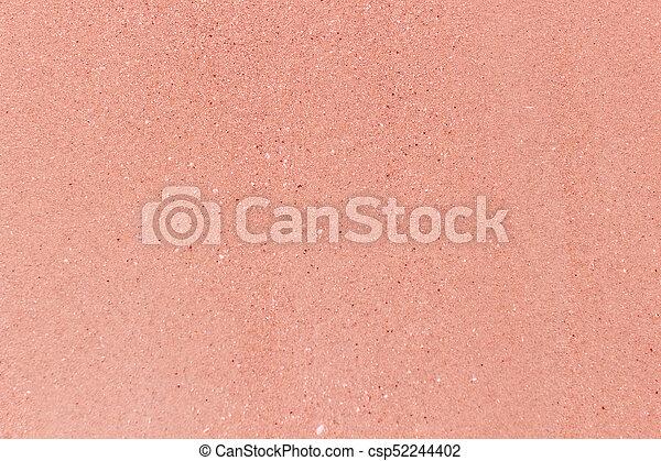 Close up sand on the beach. - csp52244402