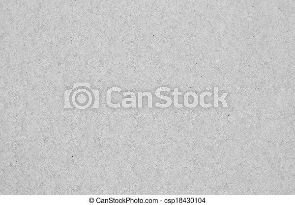 Close up shot of paper texture - csp18430104