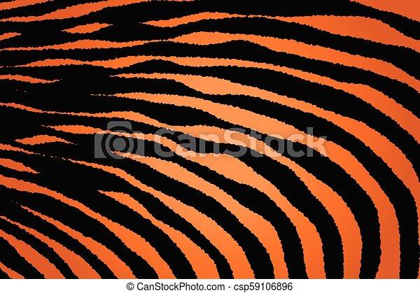 Close up Stripe Animal Pattern - csp59106896