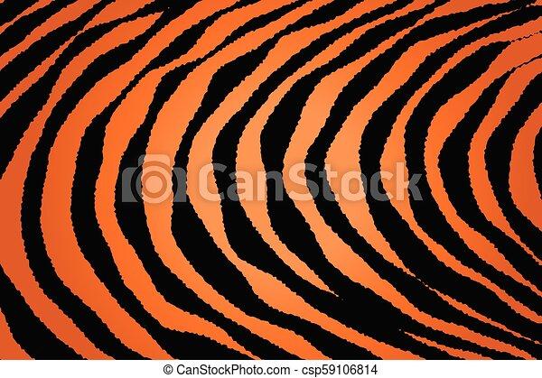 Close up Stripe Animal Pattern - csp59106814