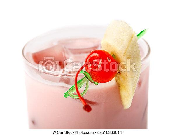 closeup, baie, cocktail - csp10363014