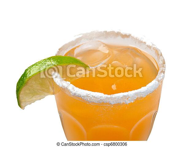 closeup, cocktail, citrus - csp6800306