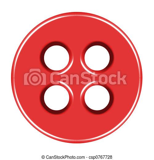 Cloth Button - csp0767728