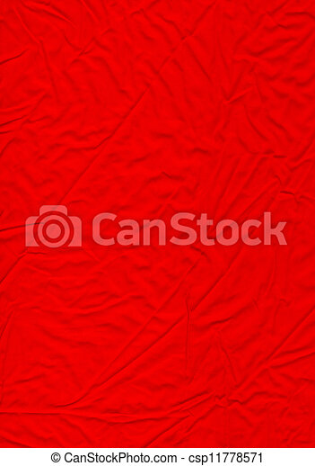Cloth - Linen Fabric Material Texture - Background - csp11778571