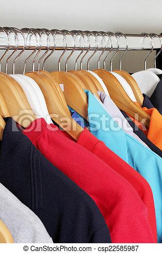 Clothes - csp22585987
