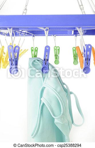 clothespin - csp25388294