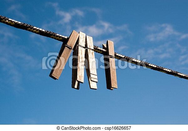 Clothespins - csp16626657