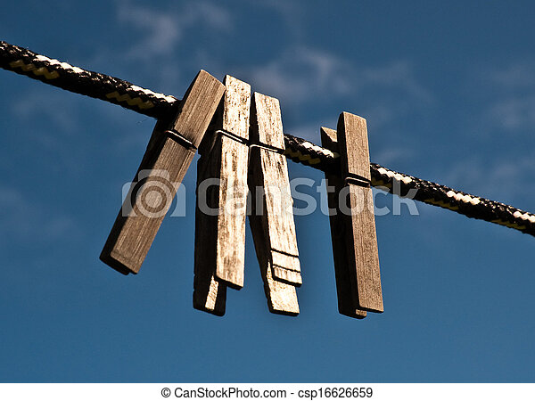 Clothespins - csp16626659