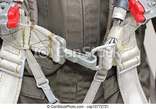 Clothing, harness military pilot  - csp10772721