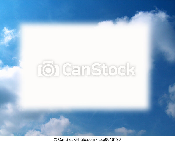 Cloud Border - csp0016190