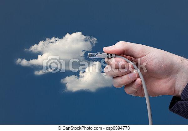Cloud computing - csp6394773