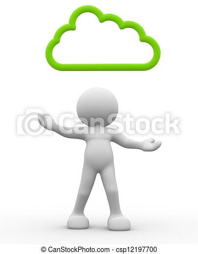 Cloud - csp12197700