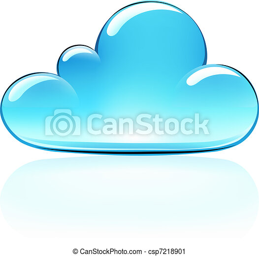 cloud icon  - csp7218901