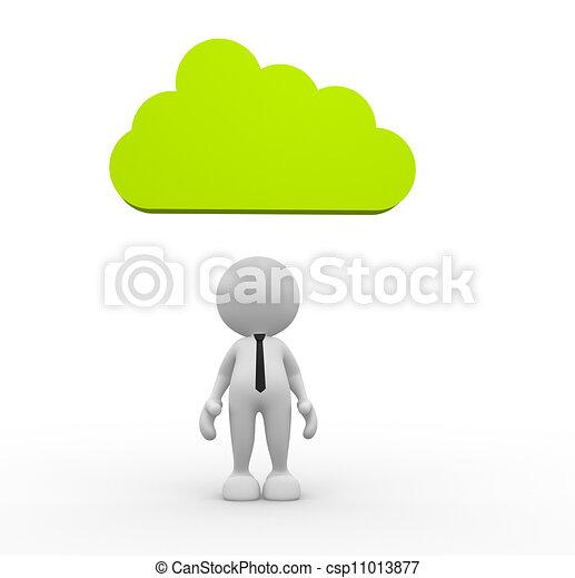 Cloud - csp11013877