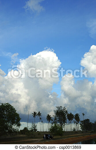 Clouds III - csp0013869