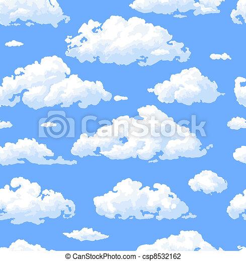 Clouds - csp8532162
