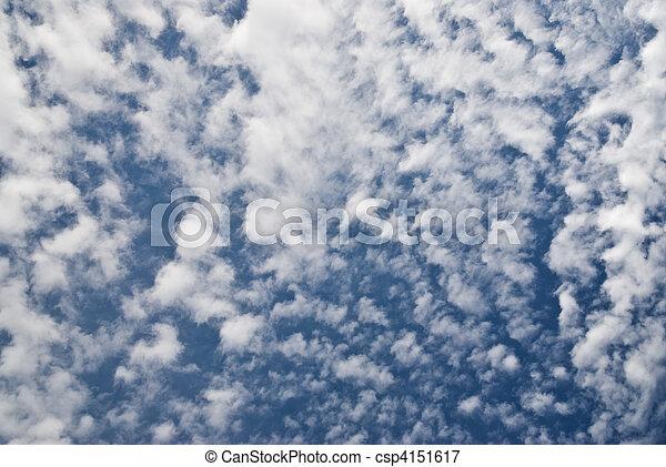 clouds in sky - csp4151617