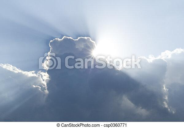 Clouds - csp0360771