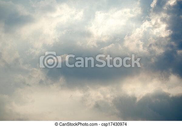 clouds - csp17430974