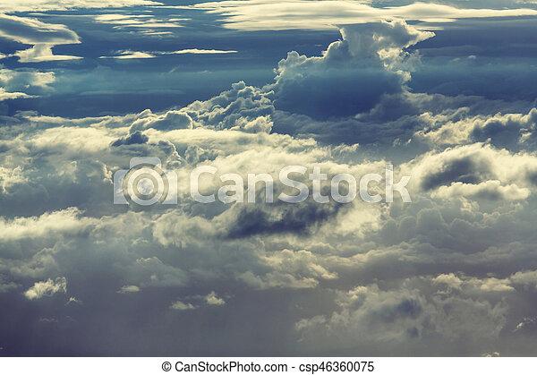 Clouds - csp46360075