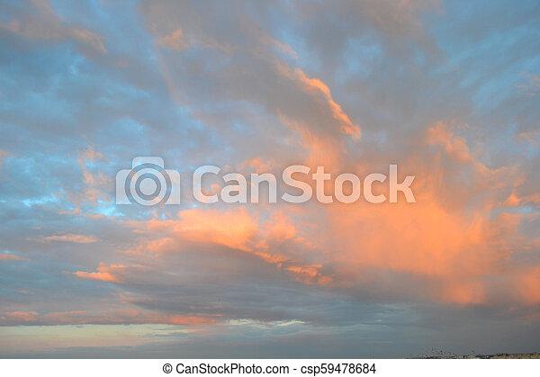 Clouds - csp59478684