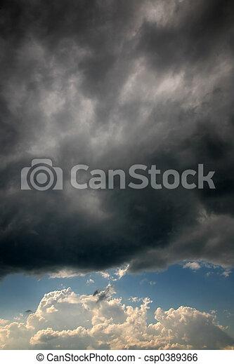 Clouds - csp0389366