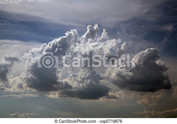 clouds - csp0719876
