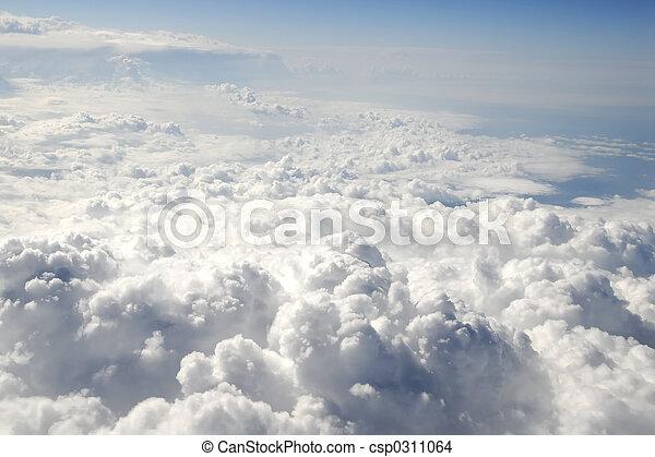 Clouds - csp0311064