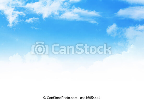Clouds - csp16954444